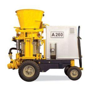 دستگاه شاتکریت260